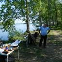 Отдых и рыбалка на р. Ока - 09-10.05.16г.