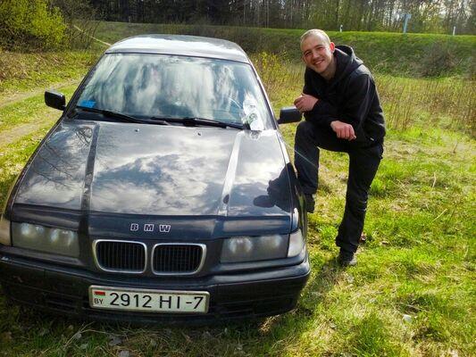 Фото мужчины Владимир, Минск, Беларусь, 28