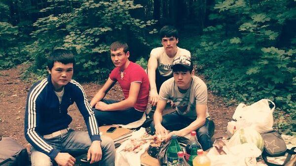 Фото мужчины Рuнат, Ноокат, Кыргызстан, 21