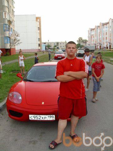 Фото мужчины Дикий, Мозырь, Беларусь, 24
