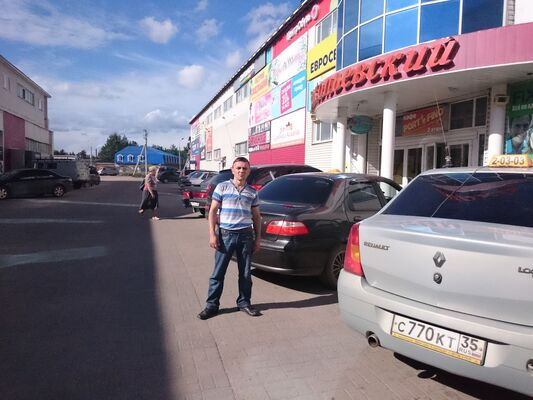 Фото мужчины Сергей, Великий Устюг, Россия, 40