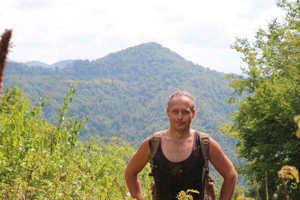 Фото мужчины ветер, Самара, Россия, 45