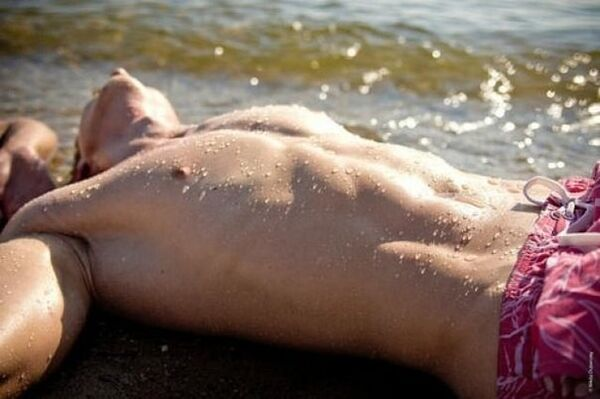 красивые голые фото моря