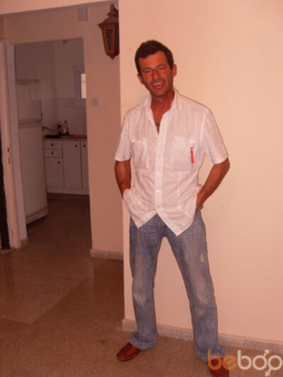 Фото мужчины aris000001, Ashqelon, Израиль, 56