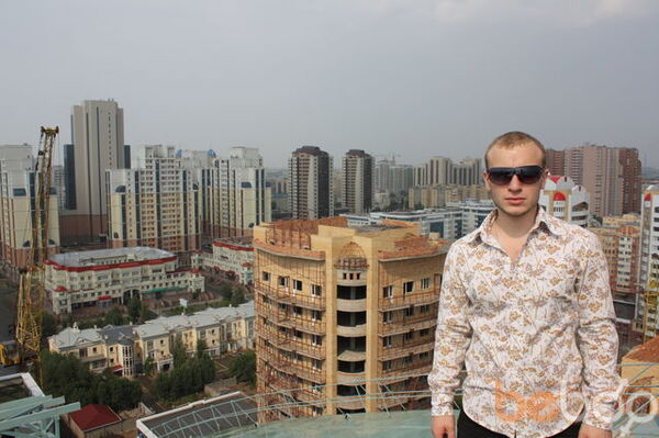 Фото мужчины gangstarusik, Астана, Казахстан, 29