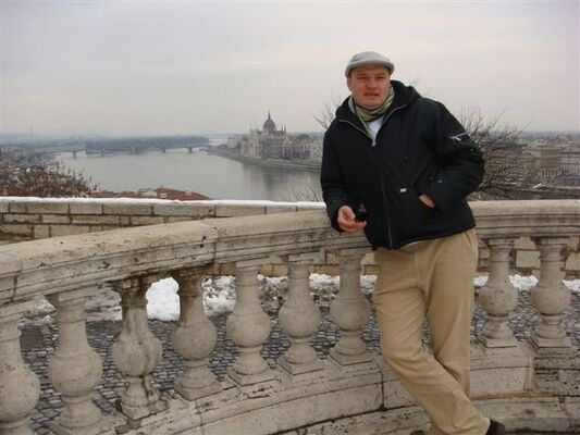 Фото мужчины SEGR, Москва, Россия, 45