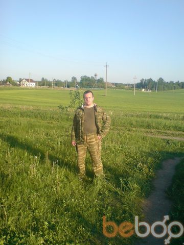 Фото мужчины капа, Минск, Беларусь, 36