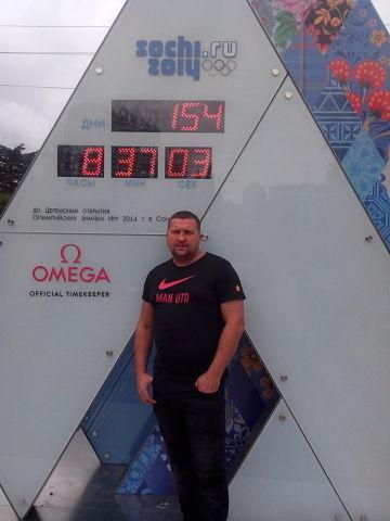 Фото мужчины олег, Хабаровск, Россия, 45