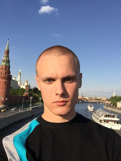 Cайт знакомств Бобруйск, Антон, 22 - фото парня