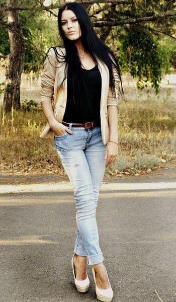 Фото девушки Лера, Москва, Россия, 25