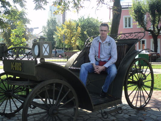 Фото мужчины Serg, Брест, Беларусь, 40