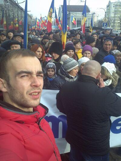 Фото мужчины Николай, Бельцы, Молдова, 25