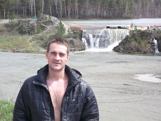 Фото мужчины илья, Новосибирск, Россия, 36