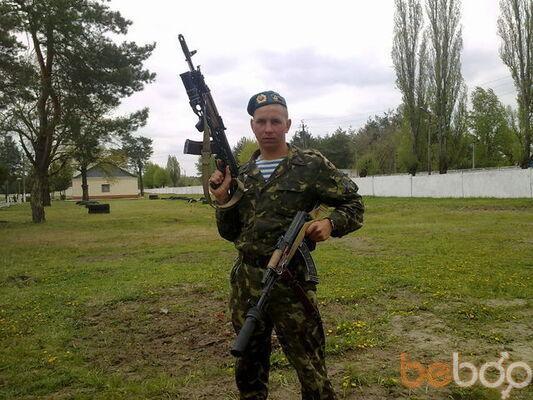 Фото мужчины спецназ, Новомосковск, Украина, 25